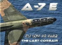 A-7E FLY LOW HIT HARD